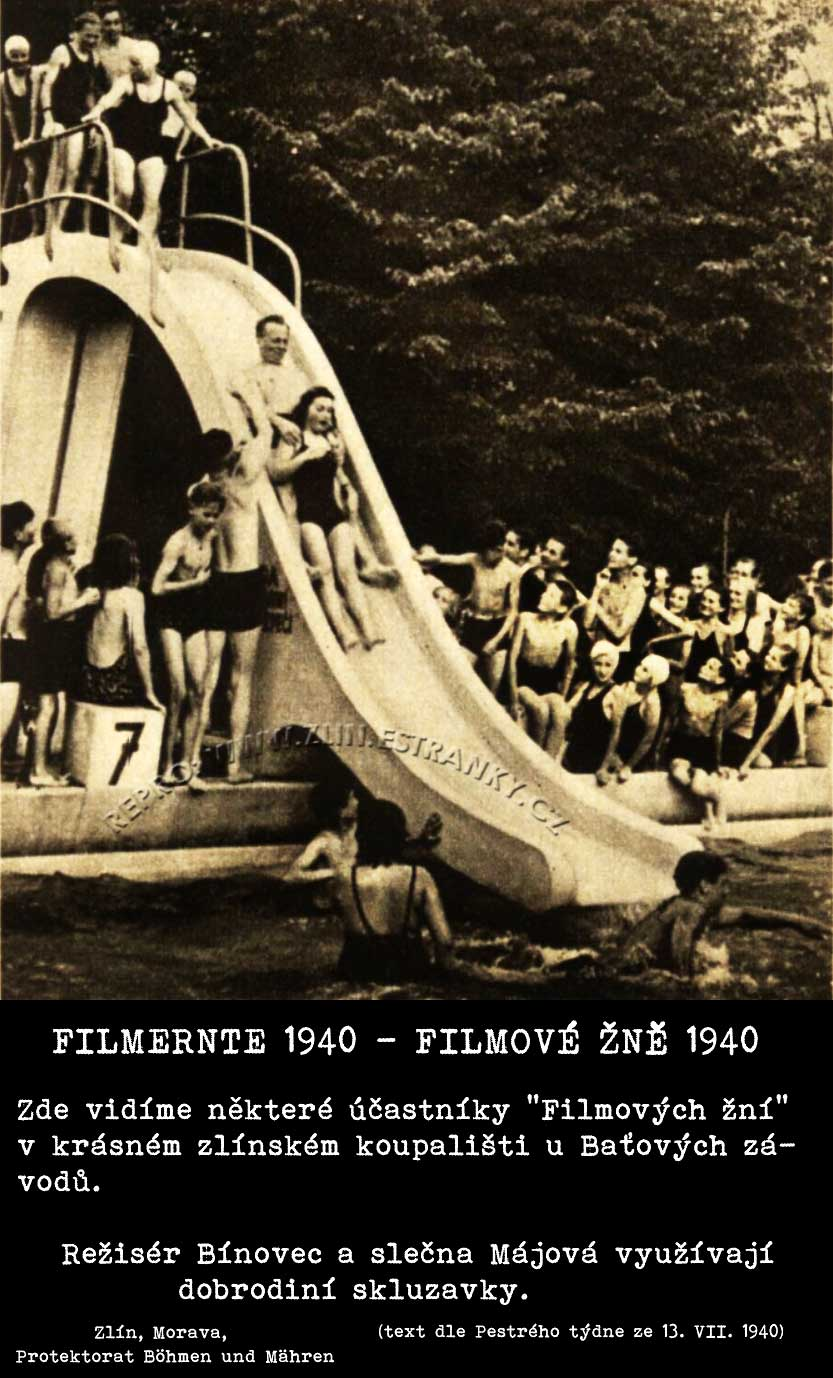 Filmernte 1940 - Filmové žně 1940  a